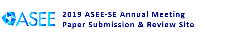 ASEE-SE Conference 2019